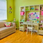 The Best Green Paint Colors Study Room
