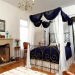 The Decorating Canopy Bed Ideas