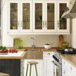 The Decorating Small Space Kitchen Designs