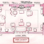 The Devoted Classicist Living Room Floor Plan And Sitting