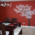 The Flower For Walls Decorating Ideas
