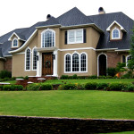 The House Take Look Your Yard Around Home Determine