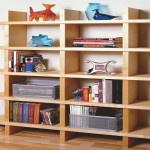 The How Build Bookcase