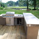 The How Pick Outdoor Kitchen Countertop Material