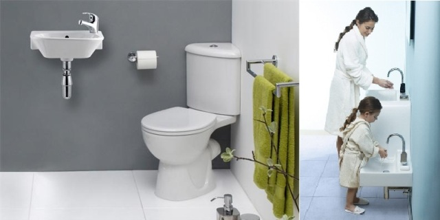 The Ideal Corner Toilets For Small Spaces Renovator Supply