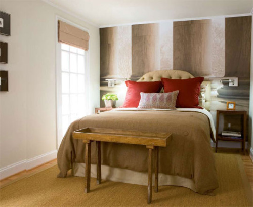 The Illusion Space How Make Small Bedroom Appear Larger