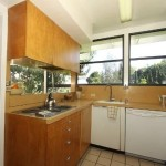 The Kitchen Starting Look Dated And Cramped Overhead Cabinets