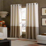 The Long Curtain Panels Decorating Ideas