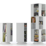 The Most Elegant White Bookcase Home Library Constructions