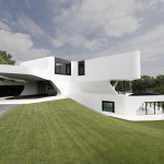 The Most Futuristic House Design World Digsdigs