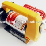 The New Century Innovative Products Yellow Color Fuel Pump Electric
