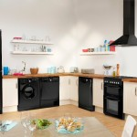 The New Indesit Nero Kitchen Appliance Collection