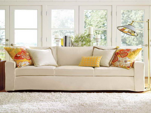 The Pottery Barn Couch Design