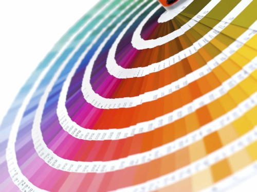 The Power Colour Graphic Design