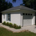 The Project Cost Free Garage Plans Small Building Stroovi