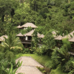 The Resort Placed High Above Ayung River Bali Here You Can