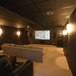 The Room Designs Home Theatre Design Ideas