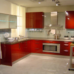 The Room Designs Kitchen Interior