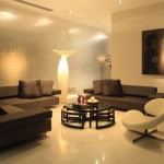 The Room Designs Modern Contemporary Living Interior
