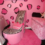 The Sunny Sunflower House Pink Dressing Room