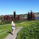 The Surreal Industrial Landscaping Gas Works Park Cedar Reimer