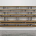 The Walls Attached Shelving For Books Which Can Also