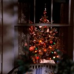 The Waltons Christmas Tree From Porch Farmhouse