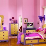 Theme For Girls Bedroom Decorating Ideas Beauiful Butterflies