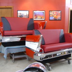 These Classic Car Sofas And Couches Are All Metal Body