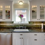 This Backsplash Stay The Earth Tones Rest Kitchen