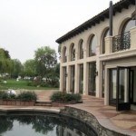 This Beautiful Gated Ridge Line Estate Located Los Angeles But Only