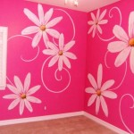 This Design Was Created For Little Girl Room But Could