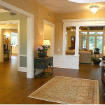 This Home Has Very Open Floor Plan The Room