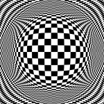 This Picture Optical Illusion Art Project That Was Made Adobe