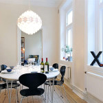 This Traditional Swedish Apartment The Clever Use Furniture