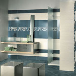 Those Who Want Modern Tiles This Tile Pattern Will Make Your Bathroom