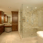Tile Bathroom Shower Design Ideas