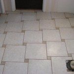 Tile Work That Felt Comfortable The Master Bath Floor