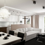 Tips And Tricks How Design Small Apartment Interior For