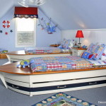 Tips Decorating Bedroom Boat Theme