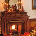 Tips For Decorating Fireplace Mantels Awesome Christmas