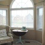 Today Thought Would Share Our Master Bedroom Bay Window Area