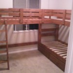 Todd Custom Bunk Beds The Wood Whisperer