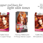 Tone Coppery Blond Medium Auburn Will Complement Your Skin