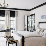 Top Traditional Black And White Bedroom That Inspire Hot Style