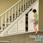 Totally Sims Blog Under Stairs Storage Free