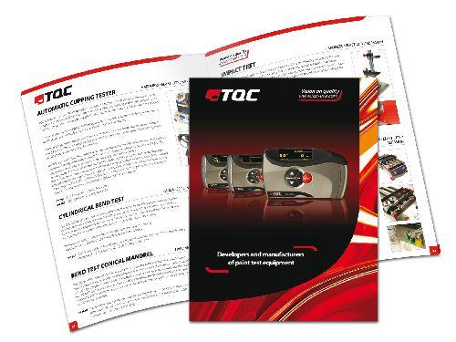 Tqc Catalog Features Paint Testing Products Finishing