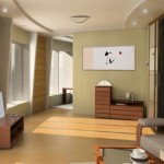 Traditional And Modern Japanese Interior Design Home New Designs