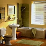 Traditional Bathroom Design Soft Colors Home And Ideas