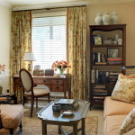 Traditional Living Room Ideas Drapes Designing